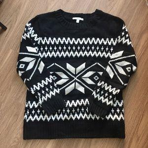 Piperlime Collection Fair Isle Sweater - Medium